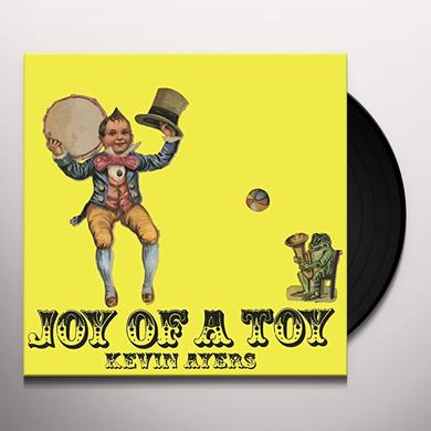 Kevin Ayers JOY OF A TOY Vinyl Record - Holland Import