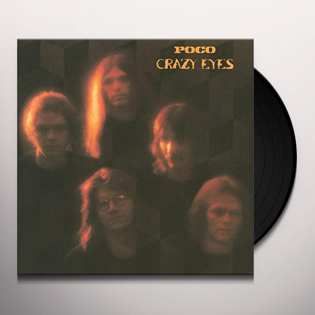 Poco CRAZY EYES Vinyl Record