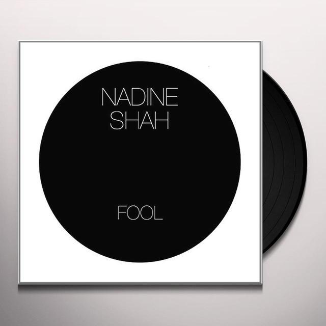 Nadine Shah FOOL / STEALING CARS Vinyl Record - UK Import