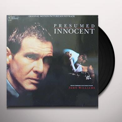 PRESUMED INNOCENT / O.S.T. (GER) Vinyl Record