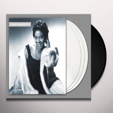 Dinah Washington 3 CLASSIC ALBUMS Vinyl Record