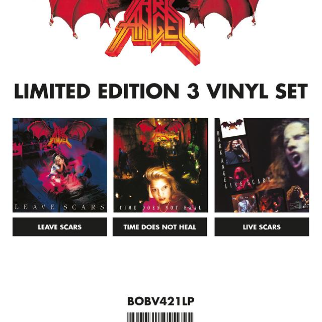 Dark Angel LTD EDITION VINYL SET Vinyl Record - UK Import, Limited Edition, Colored Vinyl