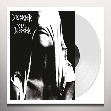 TOTAL DISORDER Vinyl Record - UK Import, Colored Vinyl