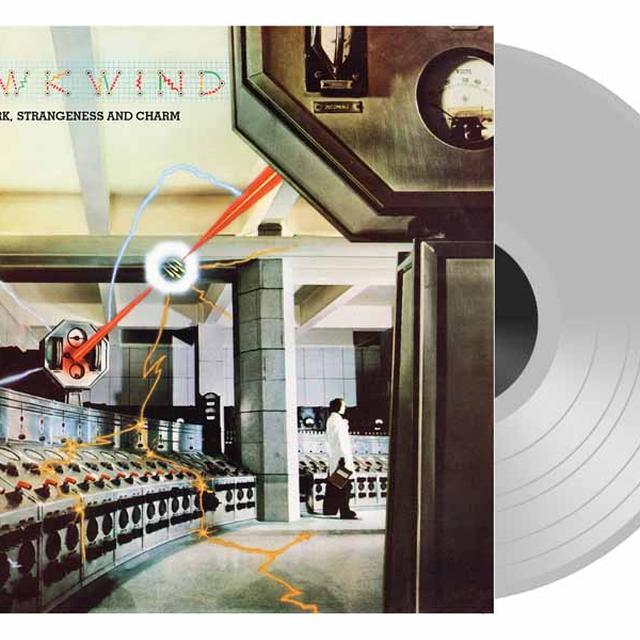 Hawkwind QUARK STRANGENESS & CHARM Vinyl Record