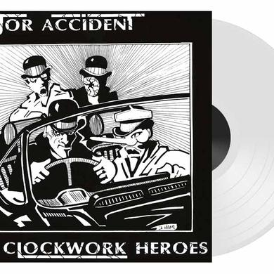 Major Accident CLOCKWORK HEROES-THE BEST OF Vinyl Record