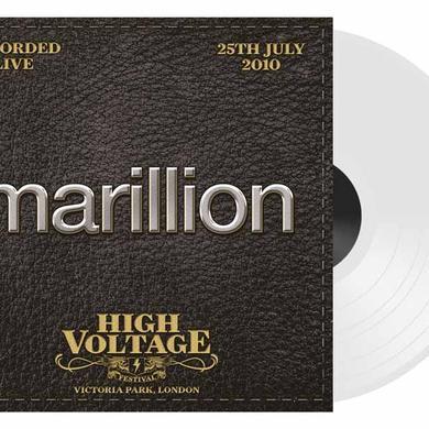 Marillion LIVE HIGH VOLTAGE 2012 Vinyl Record - UK Import, Colored Vinyl