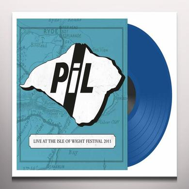 Public Image Ltd ( Pil ) LIVE AT THE ISLE OF WIGHT FESTIVAL 2011 Vinyl Record - Colored Vinyl
