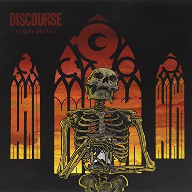 Discourse SANITY DECAYS Vinyl Record