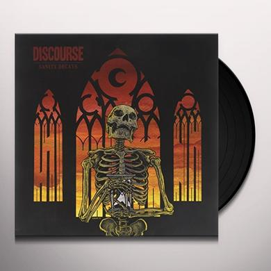 Discourse SANITY DECAYS Vinyl Record - UK Import