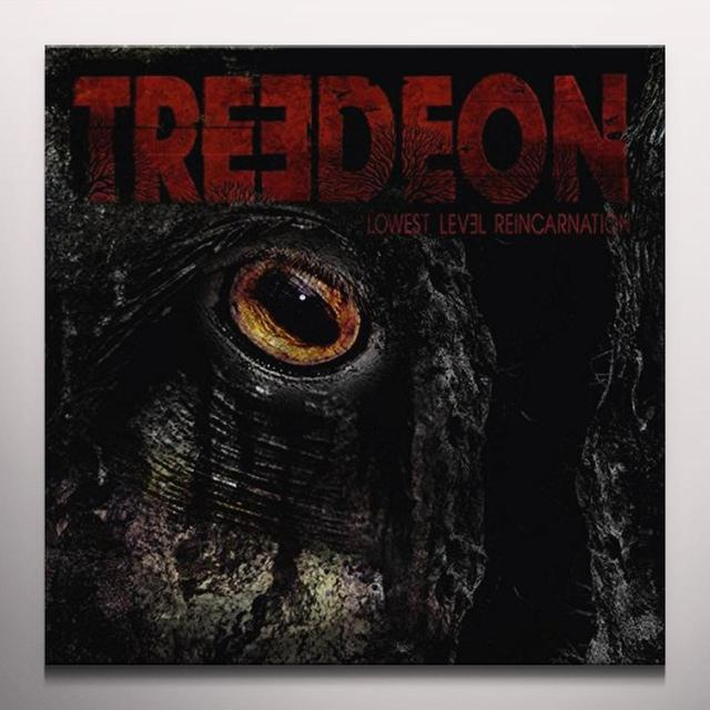 TREEDEON LOWEST LEVEL REINCARNATION Vinyl Record