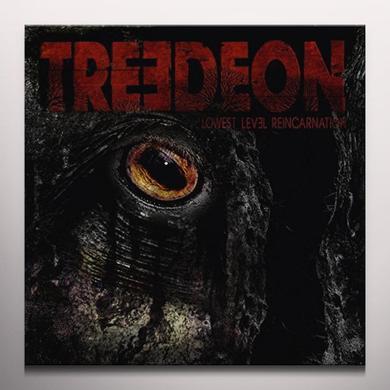 TREEDEON LOWEST LEVEL REINCARNATION Vinyl Record - Colored Vinyl, UK Import