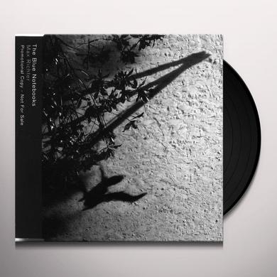 Max Richter BLUE NOTEBOOKS Vinyl Record