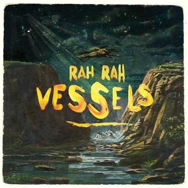 Rah Rah VESSELS Vinyl Record