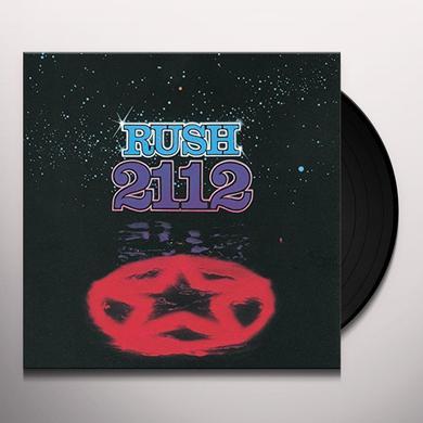 Rush 2112 Vinyl Record