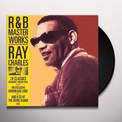 Ray Charles R&B MASTERWORKS Vinyl Record