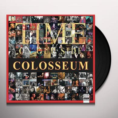 Colosseum TIME ON OUR SIDE Vinyl Record