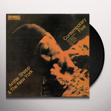 ARCHIE SHEPP & THE NEW YORK CONTEMPORARY FIVE Vinyl Record