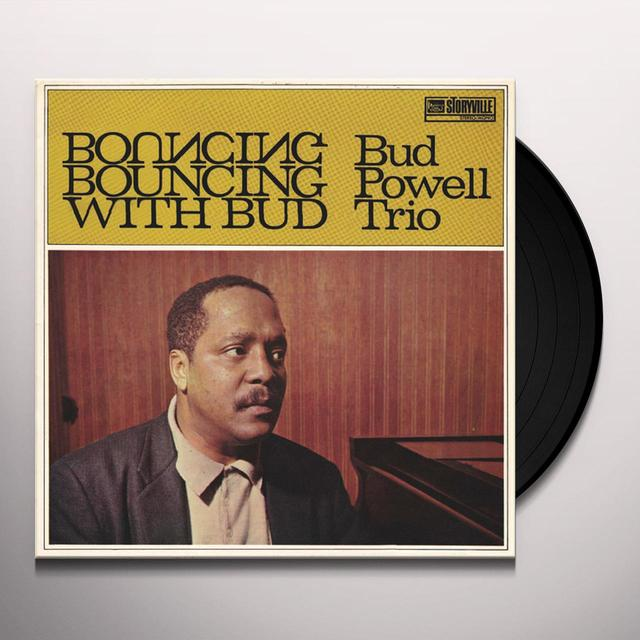 Bud Powell BOUNCING WITH BUD Vinyl Record