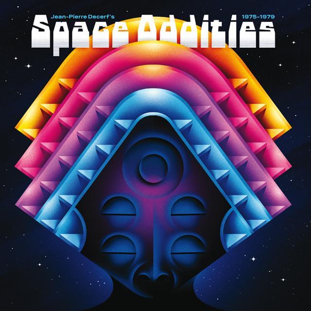 Jean-Pierre Decerf SPACES ODDITIES: 1975-1979 Vinyl Record