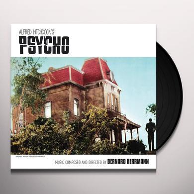 Bernard Herrmann PSYCHO / O.S.T. Vinyl Record
