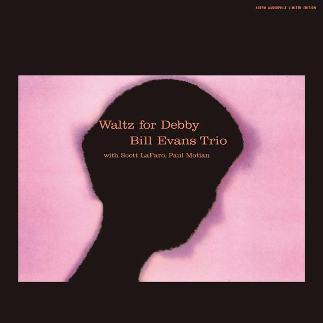 Bill Evans Trio WALTZ FOR DEBBY Vinyl Record