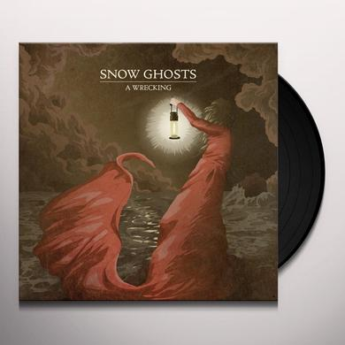 Snow Ghosts WRECKING Vinyl Record - 180 Gram Pressing