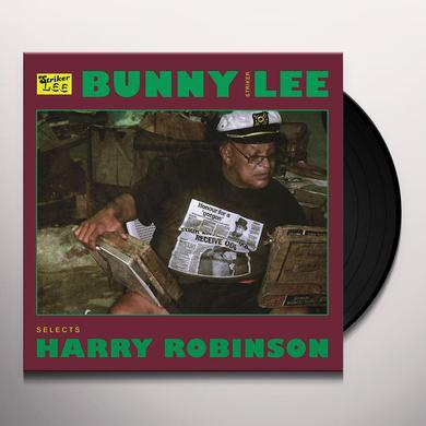 BUNNY STRIKER LEE SELECTS HARRY ROBINSON / VARIOUS Vinyl Record