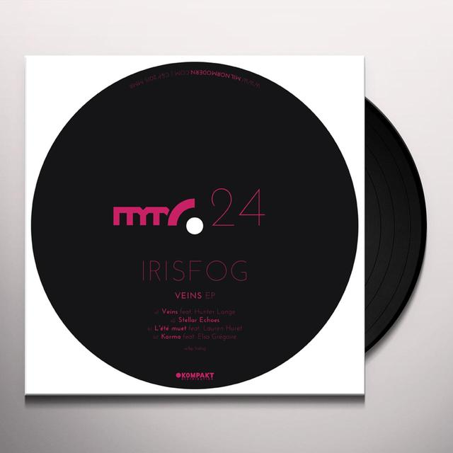 IRISFOG VEINS Vinyl Record