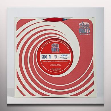 Frankie Vinci ANGELAS THEME (SCORE) / O.S.T. Vinyl Record