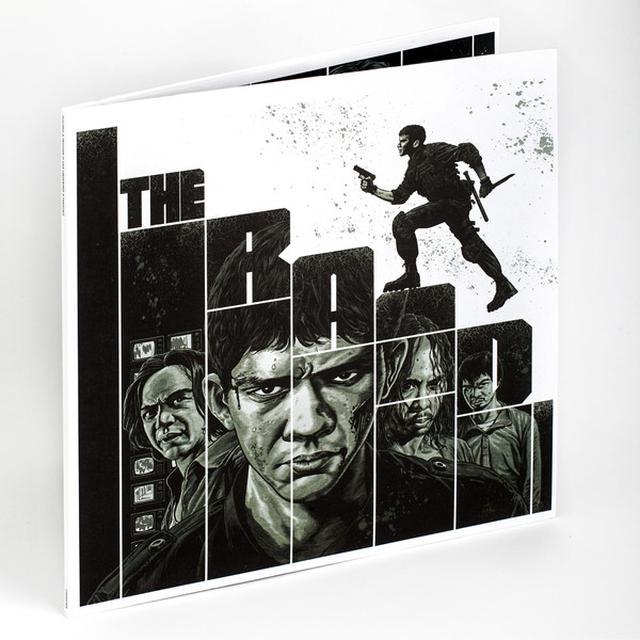 Aria Prayogi / Fajar Yuskemal RAID / O.S.T. Vinyl Record
