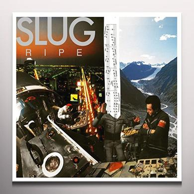 Slug RIPE Vinyl Record - Colored Vinyl, White Vinyl, Digital Download Included