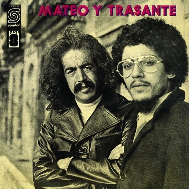 Eduardo Mateo / Jorge Trasante MATEO Y TRASANTE Vinyl Record