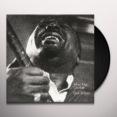 Albert King / Otis Rush DOOR TO DOOR Vinyl Record - Limited Edition, 180 Gram Pressing