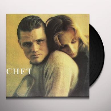 Chet Baker CHET Vinyl Record - Limited Edition, 180 Gram Pressing