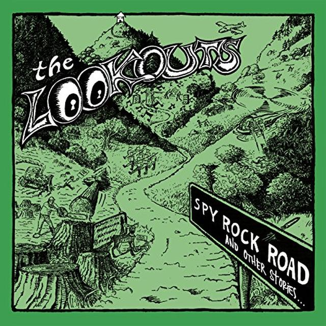 LOOKOUTS SPY ROCK ROAD (AND OTHER STORIES) Vinyl Record