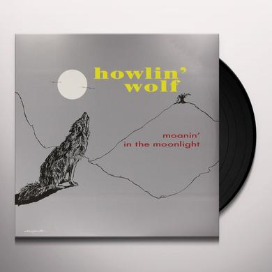 Howlin Wolf MOANIN IN THE MOONLIGHT Vinyl Record - Limited Edition, 180 Gram Pressing