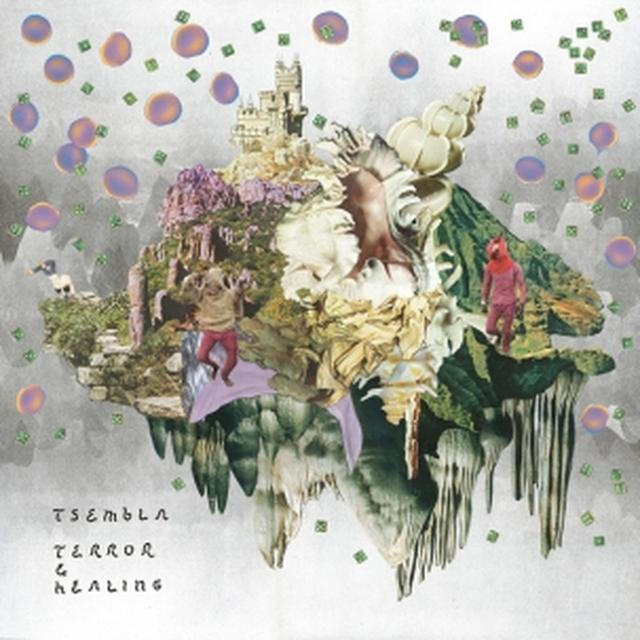 Tsembla TERROR & HEALING Vinyl Record