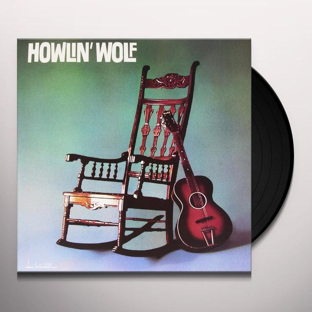 HOWLIN WOLF Vinyl Record - Limited Edition, 180 Gram Pressing