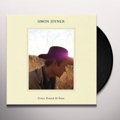 Simon Joyner GRASS BRANCH & BONE Vinyl Record