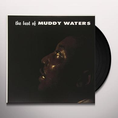 BEST OF MUDDY WATERS Vinyl Record - Limited Edition, 180 Gram Pressing