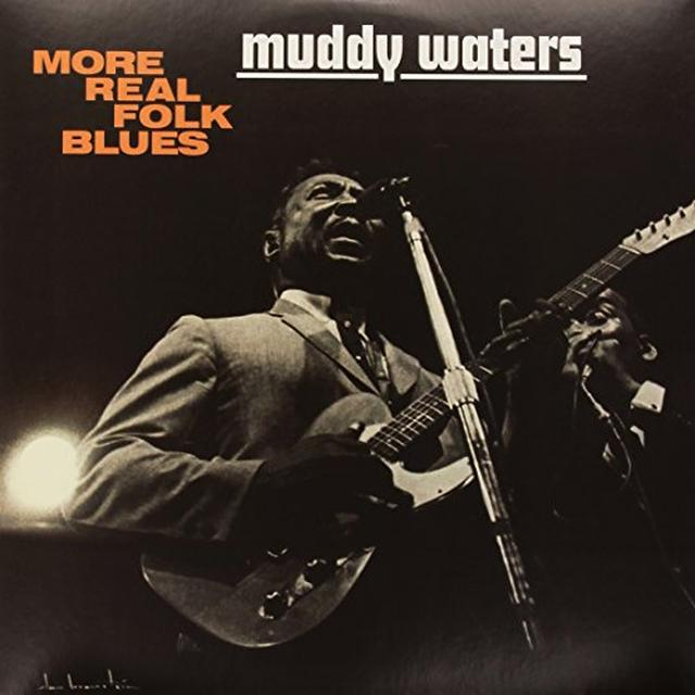 Muddy Waters MORE REAL FOLK BLUES Vinyl Record