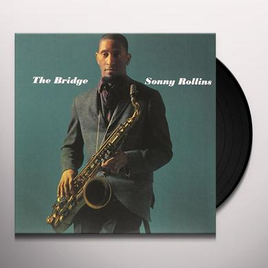 Sonny Rollins BRIDGE Vinyl Record - Limited Edition, 180 Gram Pressing