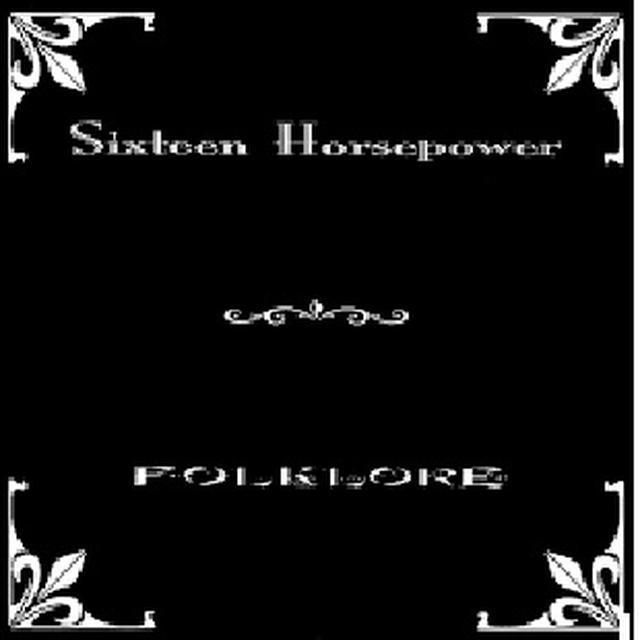 16 Horsepower FOLKLORE Vinyl Record - Reissue