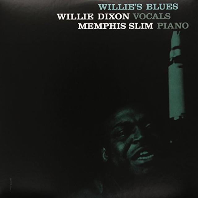 Willie Dixon & Memphis Slim WILLIE'S BLUES Vinyl Record