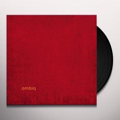 Max Loderbauer AMBIQ Vinyl Record