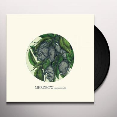 Merzbow NEZUMIMOCHI Vinyl Record - w/CD, Picture Disc
