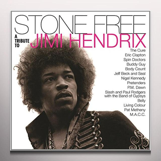STONE FREE A TRIBUTE TO HENDRIX / VARIOUS (HOL) STONE FREE A TRIBUTE TO HENDRIX / VARIOUS Vinyl Record