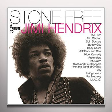 STONE FREE A TRIBUTE TO HENDRIX / VARIOUS (HOL) STONE FREE A TRIBUTE TO HENDRIX / VARIOUS Vinyl Record - Colored Vinyl