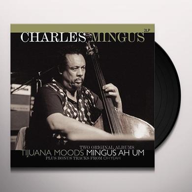Charles Mingus TIJUANA MOODS / MINGUS AH UM Vinyl Record - Holland Import