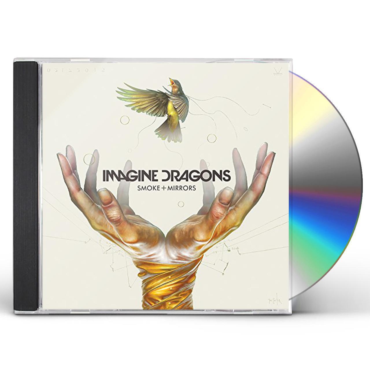 4691f60382c Imagine Dragons. SMOKE + MIRRORS  DELUXE EDITION CD
